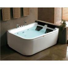 Hydromassage Acrylic Indoor Bathtub