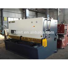 Máquina de corte de chapa, cisalhamento hidráulico, guilhotina hidráulica