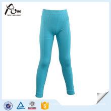 Kids Nylon Ski Thermal Long Johns Underwear Leggings