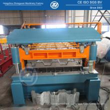 Профилегибочная машина для производства настилов