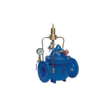 Soupape de décharge de pression ou de maintien (GA500X)