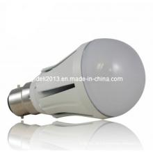 Novo 5730SMD Quente Branco B22 LED Llight Bulbo 7W 700lm