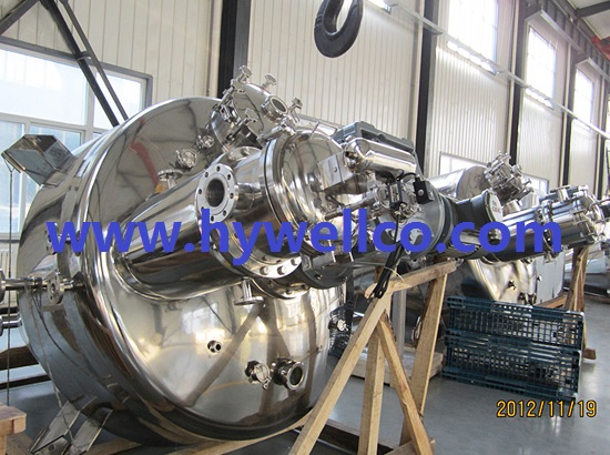 Powder Vacuum Drier
