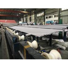 Tubos sem costura de aço inoxidável para trocadores de calor e caldeiras & Condensar 25 * 2 * 9000MM, decapadas e recozidas, extremidades lisas
