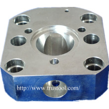 CNC Machining Caliper Bracket, Ome Service Aluminum CNC Machining Parts