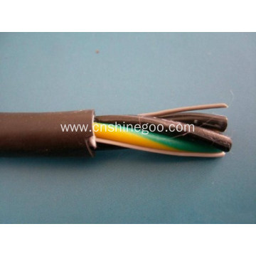Pvc Insulated sheathed control Cable
