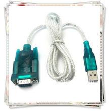 Высококачественный USB 2.0 К RS232 SERIAL DB9 9 ПИН-КАБЕЛЕЙ