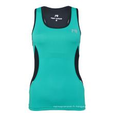 Femmes Gym Wear Running Singlet Fitness Porter