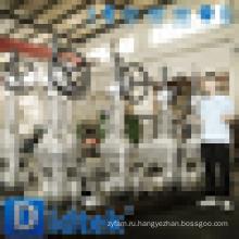 Didtek China Valve Поставщик Сахарный завод латунный запорный клапан