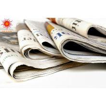 Papel de jornal de 60 g / m²
