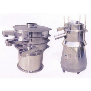 Rectangular Vibration Powder Sieve Machine Equipment