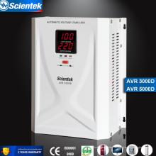 Wandmontage Spannungsstabilisator Automatischer Spannungsregler 5000va