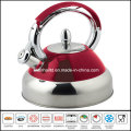New Arrival Stainless Steel Whistle Kettle