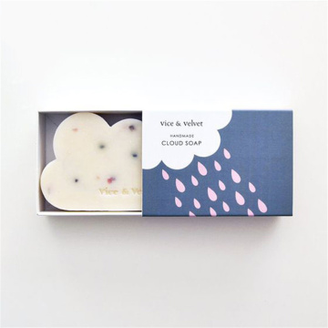 Fancy Pull Out Paper Paper Soap Hộp giấy