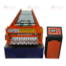 Used by the car manufacturing team Car board roll forming machine