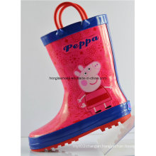 Children Non-Slip Rubber Rain Boots 02