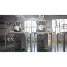 Máquina de embalaje de sellado de llenado de forma vertical automática
