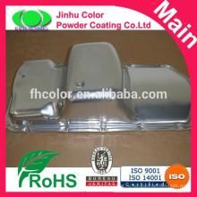 Зеркало серебряное Хромированная краска порошковое покрытие SGS производитель