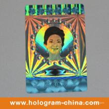 Autocollants Effet Hologramme Laser Urity Sec Anti-Fake Sec