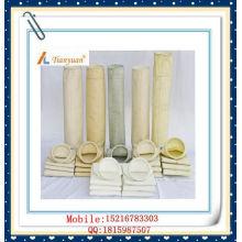 Filtro de pó Filtro de feltro de agulhas de poliéster