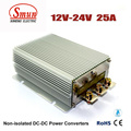 DC-DC Converter 12V to 24V 25A 600W Waterproof Power Supply