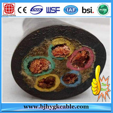 Rubber Cables for Coal Mine