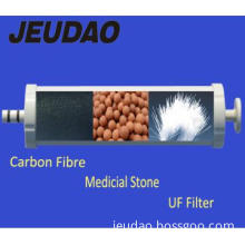 Composite remove chlorine retainCa Zn Fe Water Ionizer internal Filter