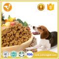 La vente en gros et la qualité de gros de thon aromatiser les animaux de compagnie pour chiens secs