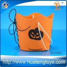 Vente en gros de barillet de bonbon de Halloween, citrouille DIY baril pour halloween décoration pour promotion cadeau H145966