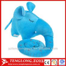 Дети высота ноги плюшевые слона нос высота диаграммы
