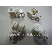 Plastic curtain rail accessories curtain track runners