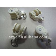 Пластиковые аксессуары для шторной рейки