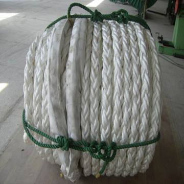 Superline 8 Strands PP Rope Mooring Rope