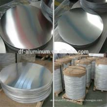 Círculo de alumínio 1100 para fabricantes de pote