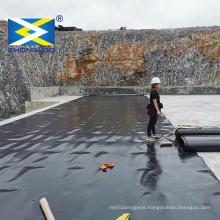 geomembrane PVC/LDPE/HDPE as landfill covers waterproofing Geomembrane for shrimp farm