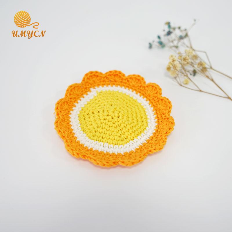 Crochet Cup Mat