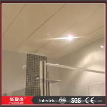 Panneau pvc pour panneaux muraux en paroi mural pvc panneaux muraux décoratifs intérieurs