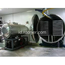Industri Farmasi Vacuum Dryer