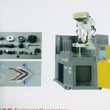Machine de moulage par injection servo-moteur pour deux stations de travail (HT45-2R / 3R)