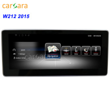 W212 2015 Android 탐색