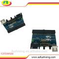 Tarjeta convertidor bilateral SATA / IDE