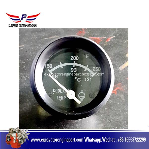 CUMMINS engine parts CUMMINS diesel engine water temperature gauge 3015234