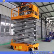 Table de levage hydraulique d'équipement de levage de ciseaux de 6-18m