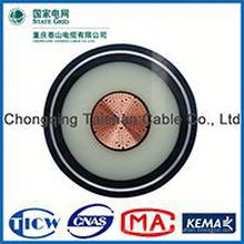 Professional Top Quality 110-220kv high voltage cable