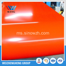 Strip Warna PPGI PREPAINTED GALVANIZED STEEL