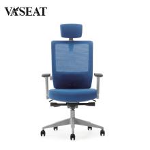 Современный и популярный хромированный каркас кресла офисные кресла