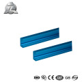factory price extruded aluminum t track rope track extrusion profile
