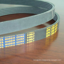 Rubber Classical V Belt for Power Transmission (Z)