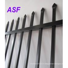 Spear pressé Top clôture de sécurité