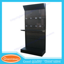 hot sales pegboard back panel display stand hardware tool